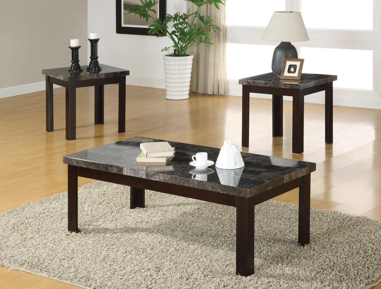 Mercury Living room table set