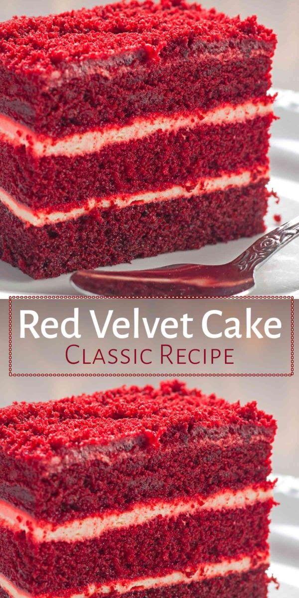 My Favorite Red Velvet Cake Recipe Velvet Cake Recipes Red Velvet Cake Recipe Cake Recipes