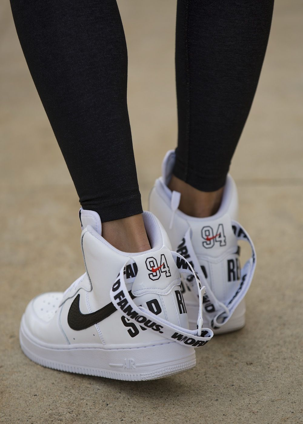 Air Force 1 Alte Donna Official Nike Air Force 1 High AF1