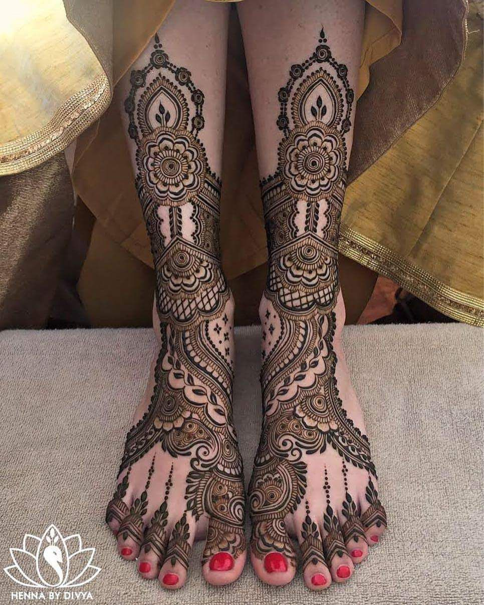Henna By Divya Facebook Body Art Feet Mehndi Mehndi Designs