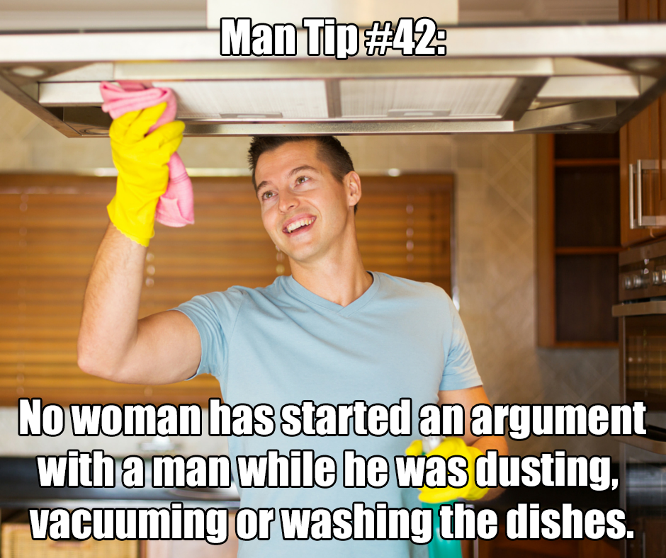 Guy Cleaning Kitchen: Clean Funny Memes, Clean Funny Jokes, Clean Memes