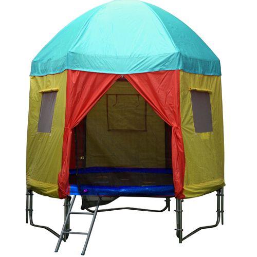 12ft Trampoline Tent Circus Design