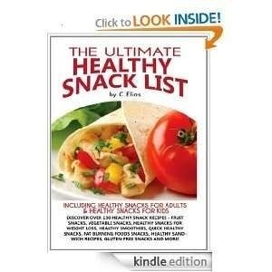 healthy snacks recipes including healthy snacks for weight loss