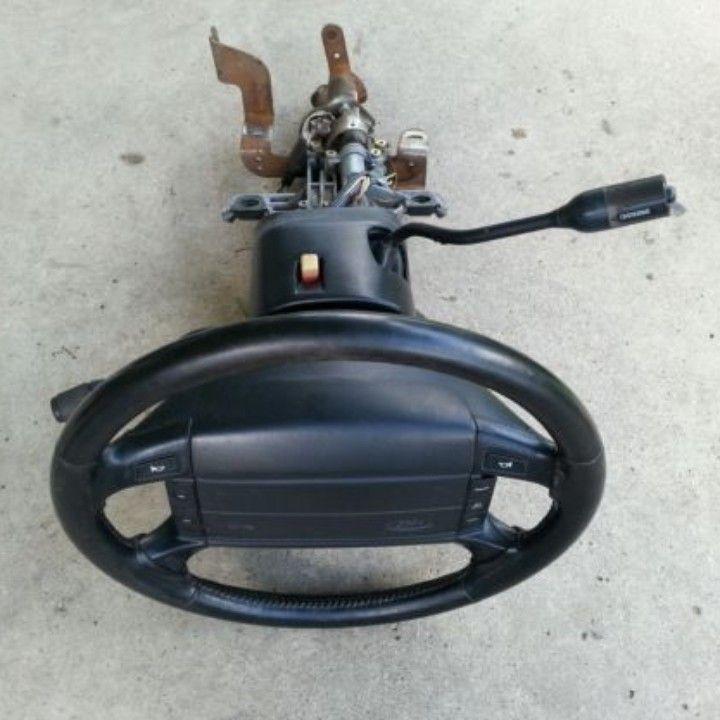 92 93 94 95 96 Ford F150 F250 F350 Bronco Steering Column Tilt Steering Column F250 Bronco