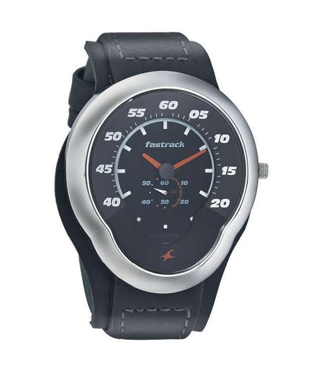 4% OFF on #Fastrack #N3017SL03 #Men's #Watch http://www.minglekart.com/top-selling/fastrack-n3017sl03-men-s-watch.html