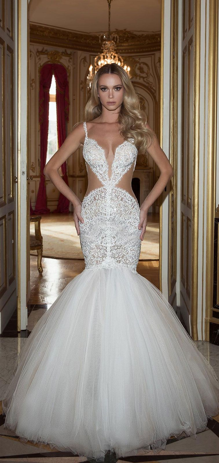 Oved Cohen 2018 Wedding Dress