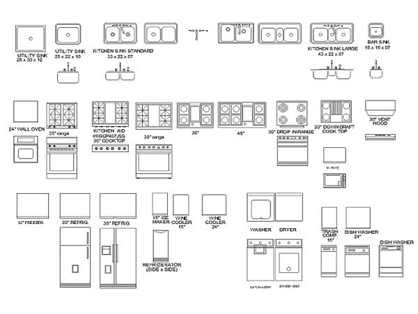 Pin By H 252 Lya 214 Zkan On Autocad Planlar Commercial Kitchen