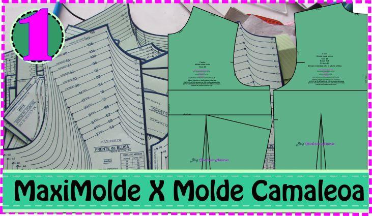 527d640ab Curso de Modelagem Grátis em Tecido vídeo aulas gratuitas do Blog, molde  Base, molde blusa, molde saia, molde decote, molde calça, molde vestido,  macaquinho