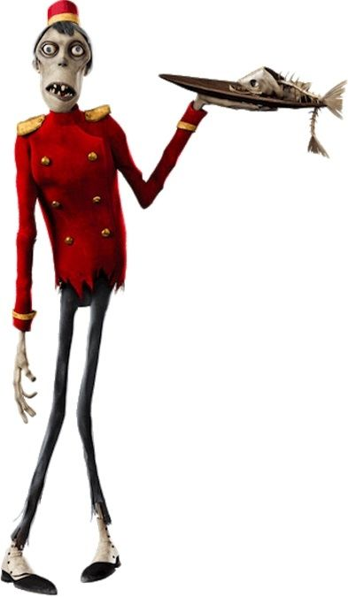 Sony Pictures Animation Releases Hotel Transylvania Zombie Rig
