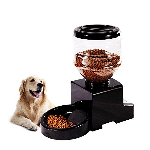 Petlou Automatic Pet Feeder With Voice Recorder And Timer