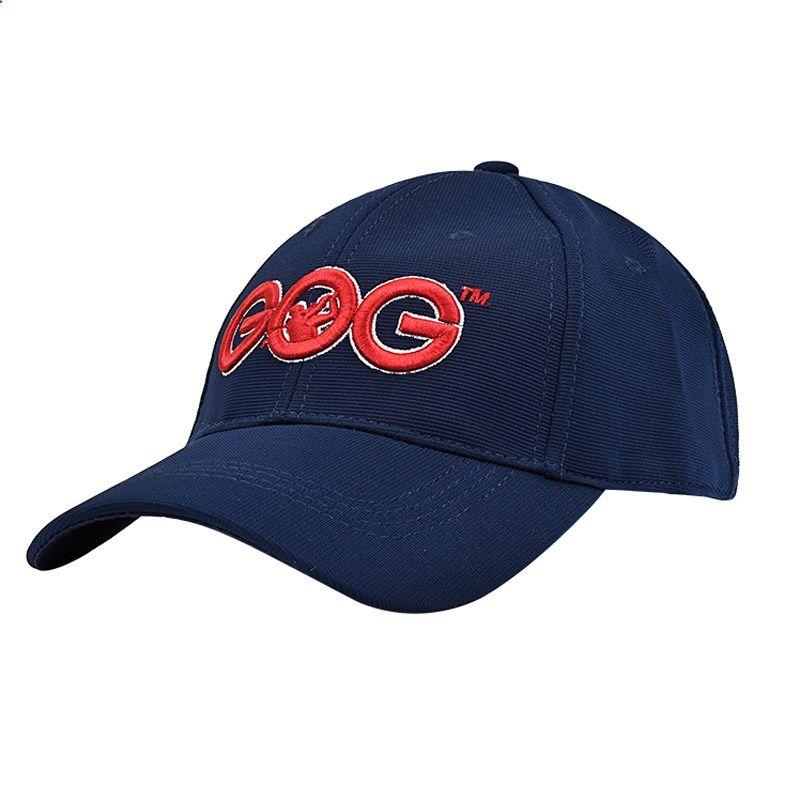 fb68749db16 2017 New Free Shipping Blue GOG golf Caps Professional cotton golf ball cap  High Quality sports golf hat