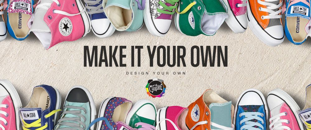 771fc5a8e937 design your own converse! way cool. lots of ways to customize  45 ...