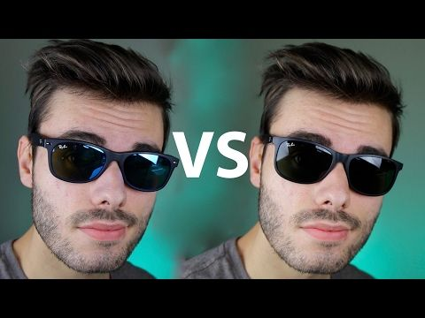 fdd53fde3a Ray-Ban New Wayfarer vs Andy – Sunglasses Offers