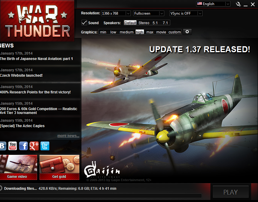 War Thunder An Excellent Free to Play Online Game with