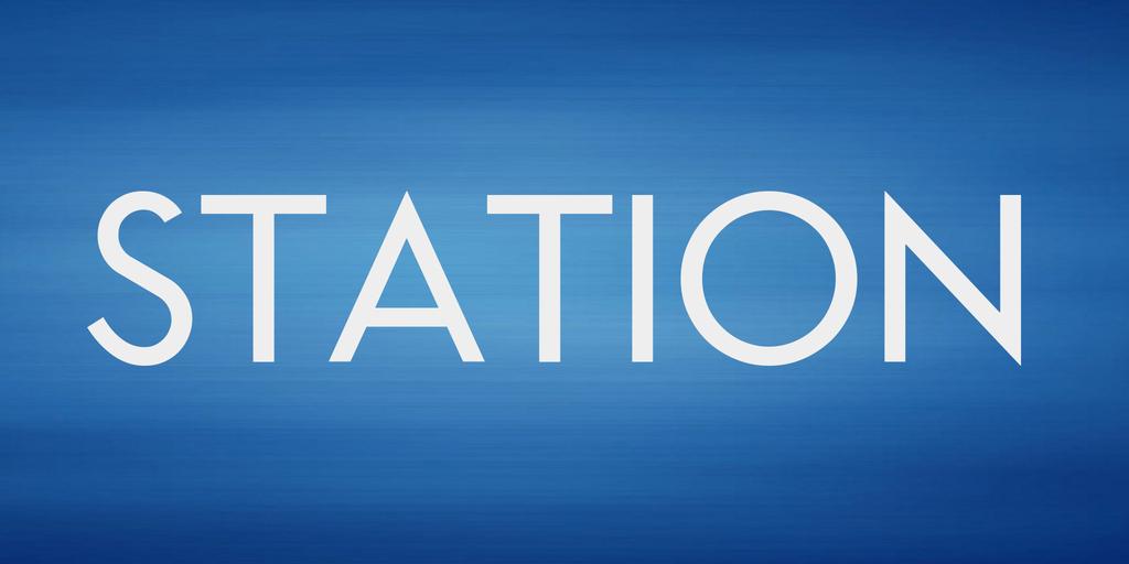 Station Font · 1001 Fonts | Fonts | Fonts, Commercial fonts, Latest