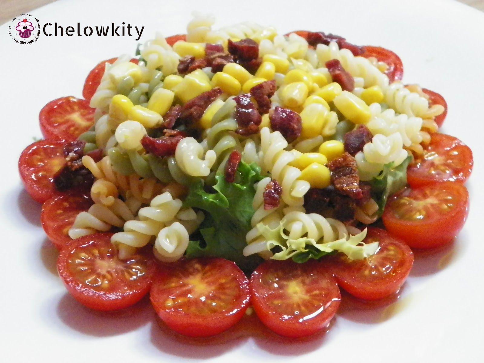 Resultado de imagen para montajes de ensaladas gourmet - Ensaladas gourmet faciles ...
