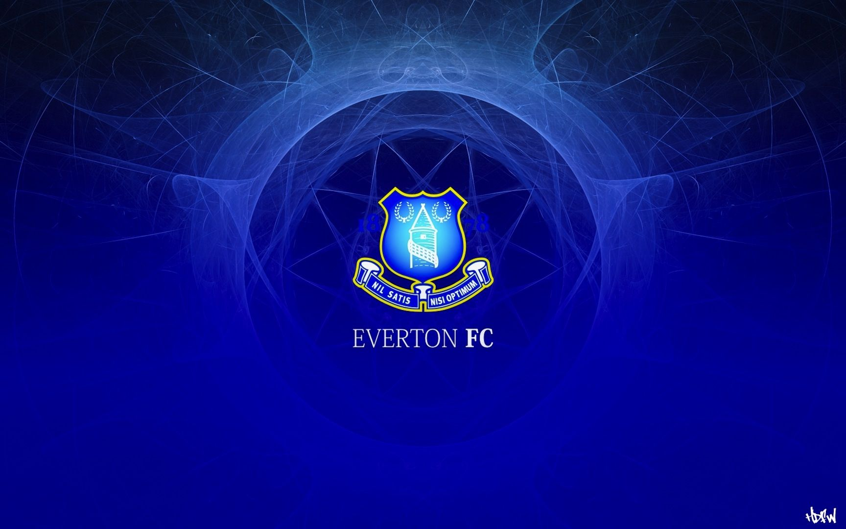 Everton Wallpaper HD Soccer Desktop