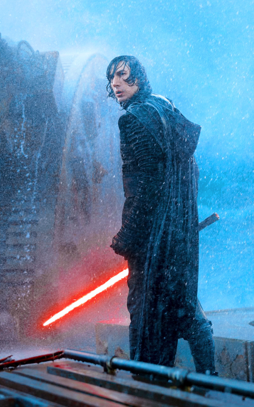 Adam Driver As Kylo Ren In Star Wars The Rise Of Ren Star Wars Rey Star Wars Star Wars Kylo Ren