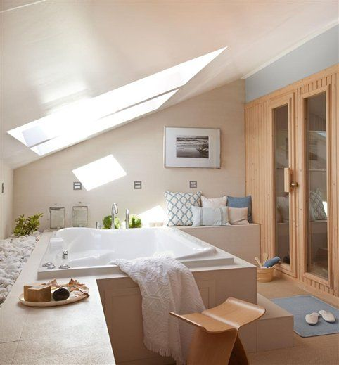 Cómo convertir tu baño en un spa | Architecture House & Home ...