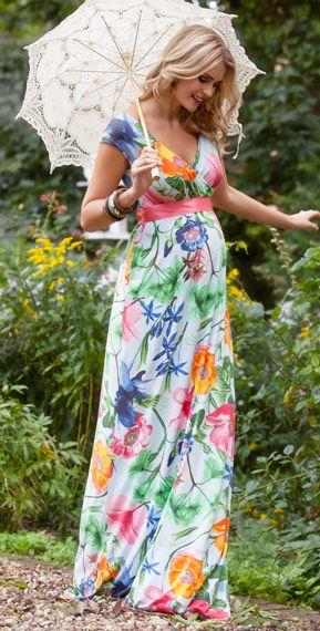 Alana Maxi Dress | Tiffany rose, Maternity maxi and Breeze