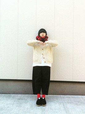 nanikaのコーディネート一覧(44)です。UNIQLOやNIKEを使った私服や着こなしを見ることができます。