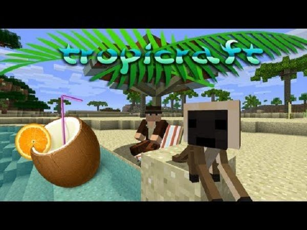 New post (Tropicraft Mod 1 7 10) has been published on Tropicraft