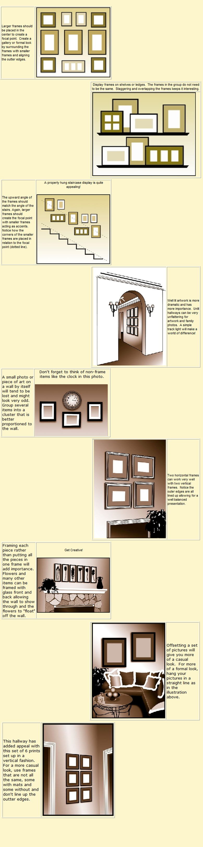 Beautiful Arranging Wall Art Photos - The Wall Art Decorations ...