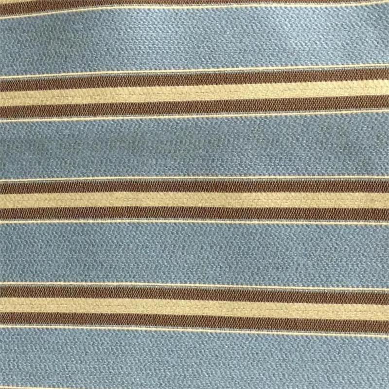This Fabric Is Blue, Brown, And Cream Colors. The Stripe On This Fabric.  Kitchen ChairsThe StripesUpholstery ...