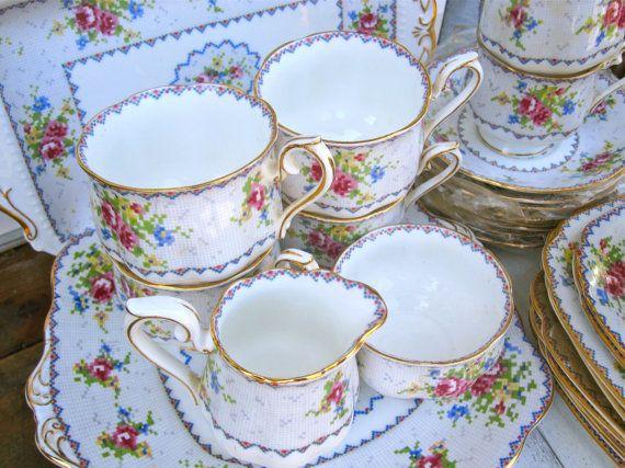 Tea royal albert sets china Royal Albert