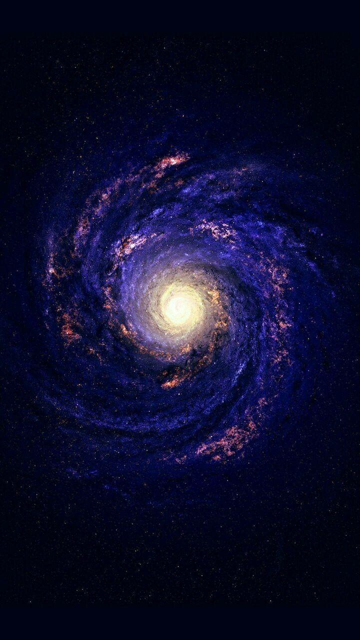 Pin De Emmithessen En Space Nasa Milkyway Galaxia Universo Galaxia Espiral Espacios Artisticos