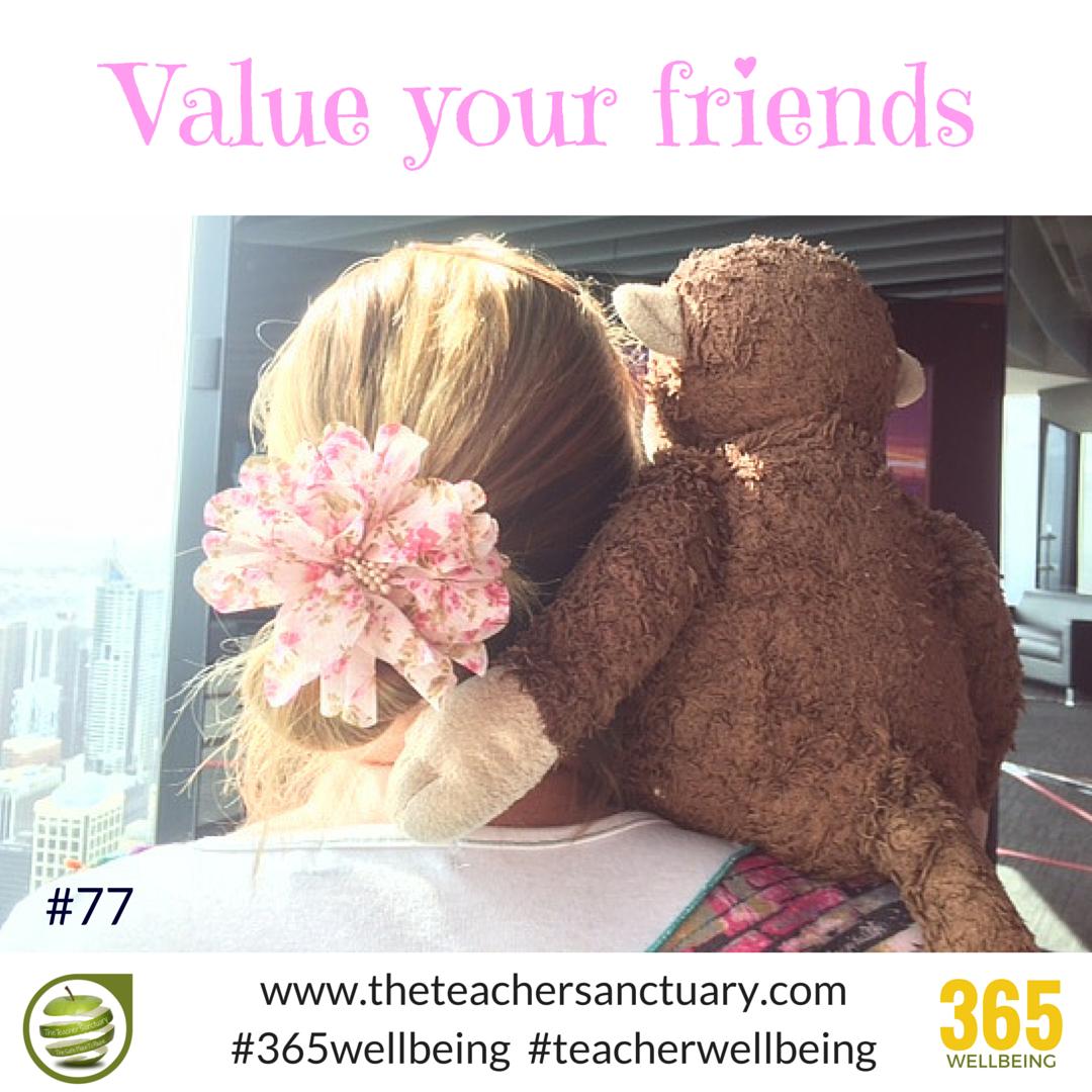 #77/365 #365wellbeing #TopTips #TakeTheOxygenFirst #TeacherWellbeing #TheTeacherSanctuary #EveryTeacherMatters #KathrynLovewell #SupportiveStructures #LoveTank #HangingWithTheGang #Friends #Friendship #TimeOut #Happiness #Buddies
