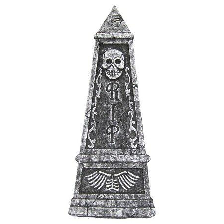 Halloween Foam Tombstone Pillar - 30\