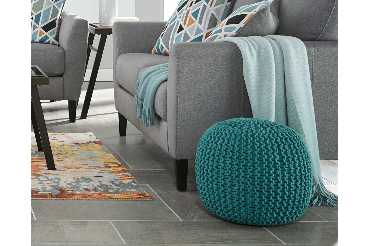 Nils Pouf Ashley Furniture Homestore The Valley Pinterest