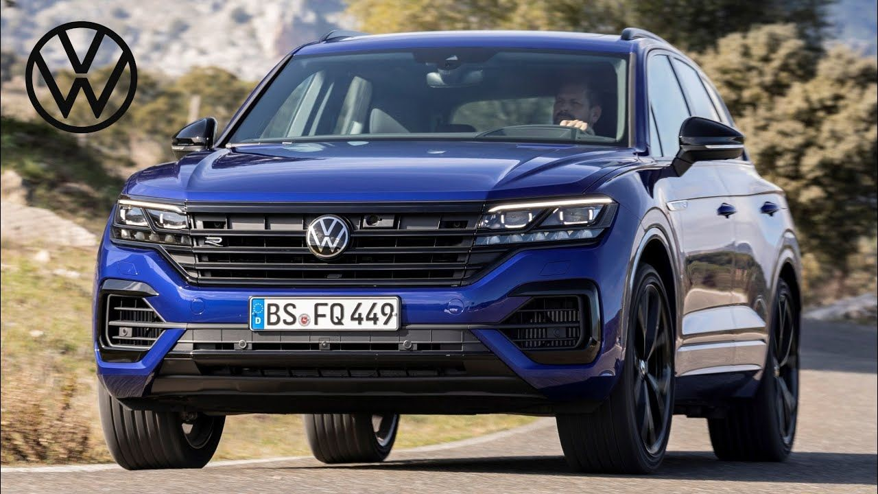 2020 Vw Touareg R In 2020 Plug In Hybrid Suv Volkswagen Touareg Suv