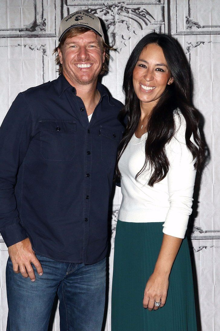 The Very Special Reason Chip And Joanna Gaines Decided To Partner