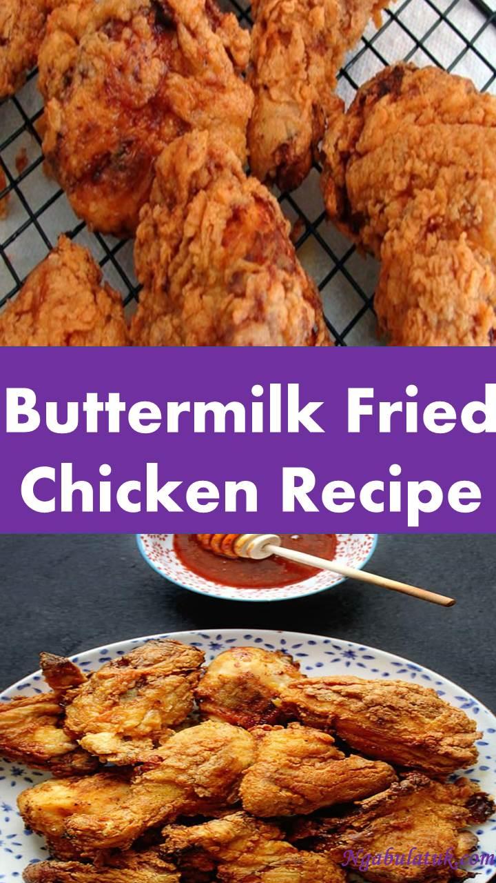 Buttermilk Fried Chicken Recipe Chicken Recipes Drumstick Recipes Fried Chicken Recipes