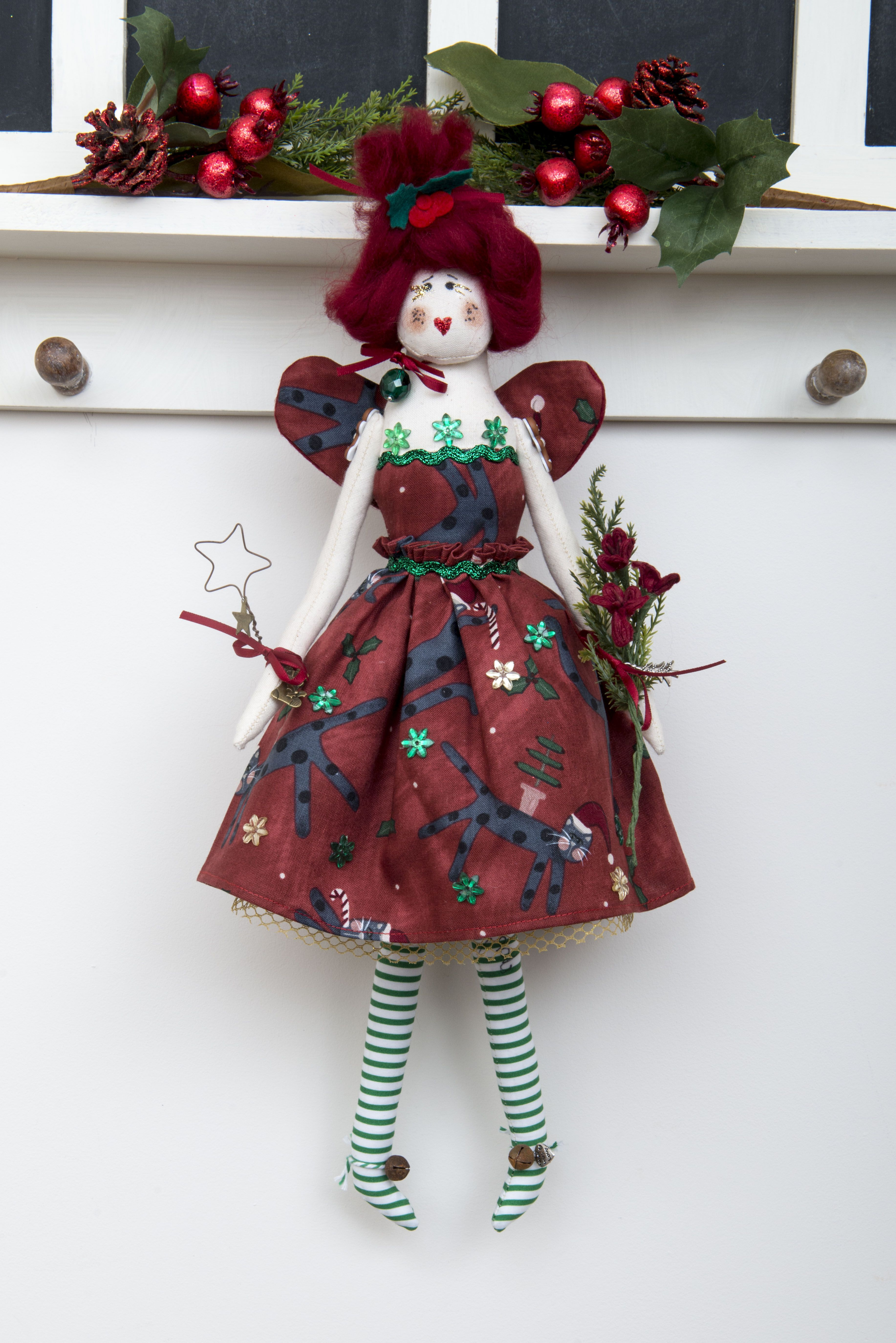 Pin by Button Dolls on Christmas Fairies & Inspiration ...