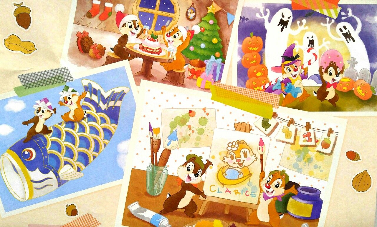 Pin by stephanie on chip n dale wallpaper chip dale - Chip n dale wallpapers free download ...