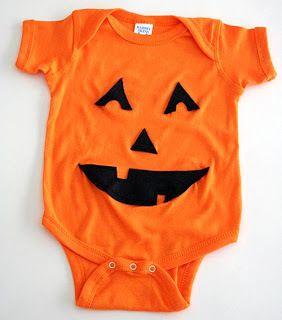 bfd92f712 Como decorar ropa para bebes con diseños de Halloween | Todo Manualidades