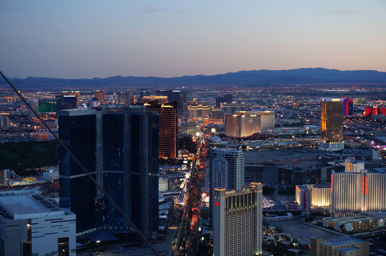 Las Vegas or Sin City - Nevada, U.S.A