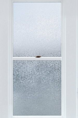 glacier textured privacy static cling wall window film rh pinterest com