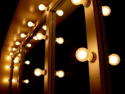 Dressing Room Lights I Love The