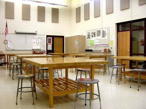 Awesome Image Result For Art Classroom Tables With Storage Underneath Nice Design