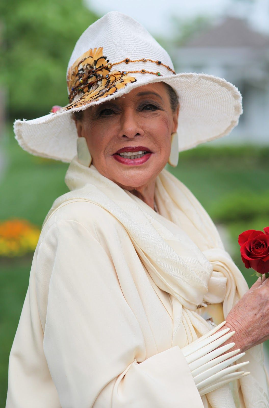 The Always Elegant Lynn Dell Cohen Advanced style, Style