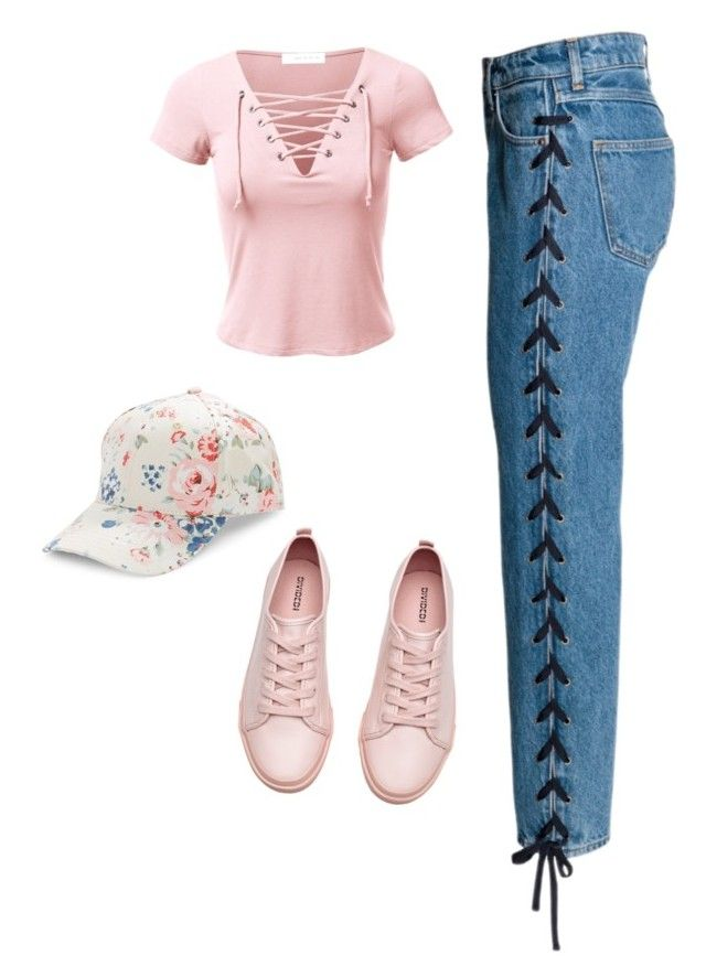 """""""Untitled #212"""" by loril4 on Polyvore featuring BCBGeneration and H&M"""