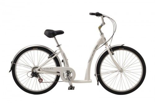 Sun Streamway Ultra Low Step Through Frame Bicycle Bike