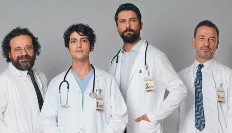 O Giatros Epeisodio 36 37 38 39 40 Medical Anatomy Breakup Actors