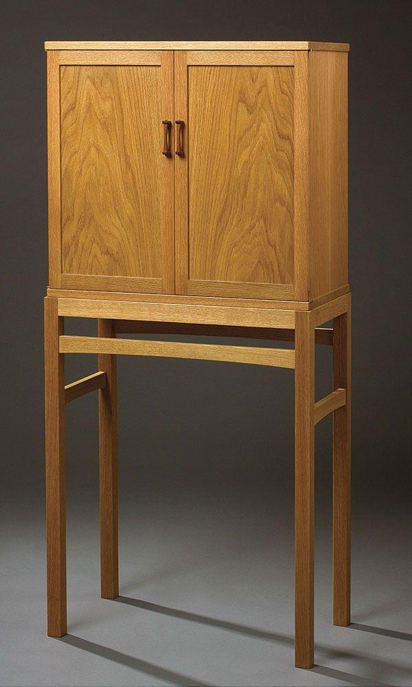 Krenov Style Cabinet Krenov Style Cabinets In 2019 Pinterest