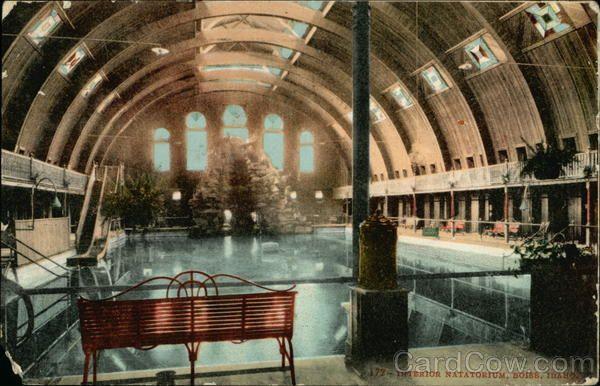 Natatorium Interior Modern Pools Swimming Pools Boise Idaho