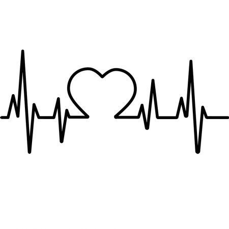 Resultado De Imagem Para Batimento Cardiaco Plantillas Serigrafia
